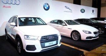 Ôtô đối mặt với mức thuế suất cao kỷ lục