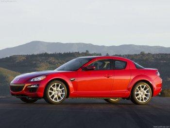 """Mazda tung ảnh xe thể thao bí mật cực """"Hot"""""""