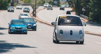 Google tăng cường tìm kiếm đối tác phát triển xe hơi tự lái