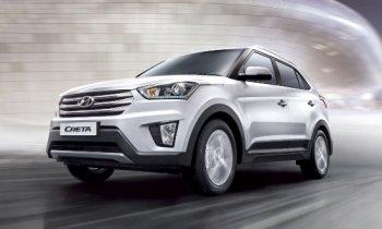 SUV giá rẻ Hyundai Creta đắt khách ngoài mong đợi
