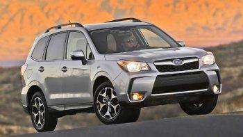 Subaru trúng đậm ở Mỹ