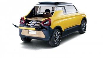 """Suzuki khoe bộ ba xe """"nhí"""" siêu dễ thương trước triển lãm Tokyo"""