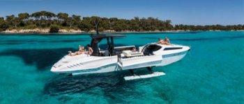 """Wider 42' Cote D'Azur Edition: """"Thiên đường"""" trên biển"""