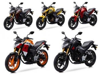 Honda ra mắt hai nakedbike CB 190R và CBF190R