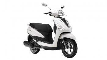 Yamaha Việt Nam tung xe ga bình dân Acruzo tranh thị phần dưới