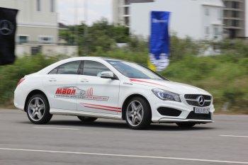Lốp Michelin trình diễn trong hội thi lái xe an toàn