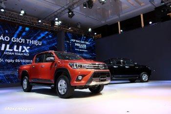 Toyota Hilux hoàn toàn mới đã lột xác như nào?