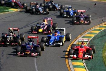 Công bố lịch thi đấu mùa giải F1 2016
