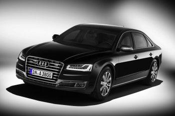 Audi A8 L Security: Xe sang chống đạn bền nhất thế giới