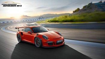Porsche mang gì tới VIMS 2015