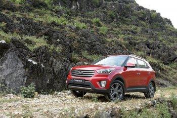 Hyundai ra mắt Creta mới tại Việt Nam, giá 806 triệu đồng