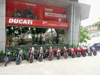 Việt Nam lần đầu tiên có CLB Ducati được công nhận toàn thế giới