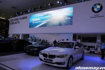 VIMS 2015: BMW anh tài hội tụ
