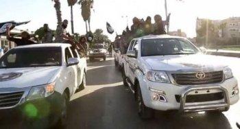 Phiến quân hồi giáo ISIS đặc biệt chuộng xe Toyota