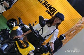 VIMS 2015: Cá tính Ducati khuấy động triển lãm