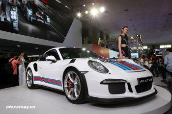 VIMS 2015: 911 GT3 RS tỏa sáng gian hàng Porsche