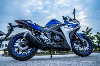 Yamaha Việt Nam trấn an người dùng YZF-R3 trước lệnh triệu hồi