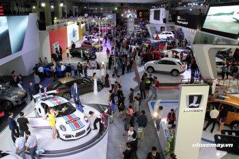 VIMS 2015: Ngày đầu triển lãm: 20.000 lượt khách, trên 60 xe bán