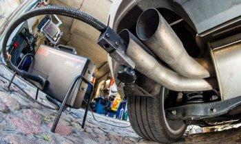 Hầu hết xe động cơ diesel không đạt chuẩn khí thải
