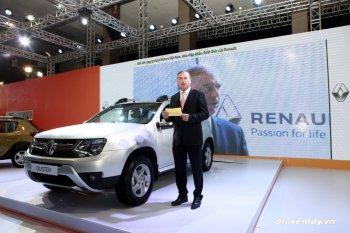 Renault Duster - SUV nhỏ giá rẻ xuất hiện tại Việt Nam