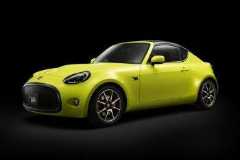 Triển lãm ô tô Tokyo - Sắp có xe thể thao nhỏ của Toyota