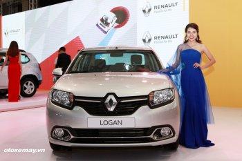 VIMS 2015 - Xe du lịch Renault giá 600 triệu