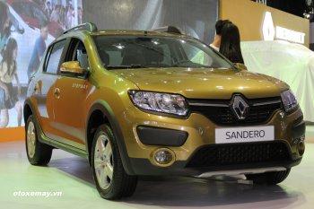 VIMS 2015 - Thêm xe nhỏ giá rẻ châu Âu về Việt Nam