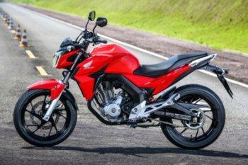 Honda sắp ra mắt naked bike CB Twister 250 cực chất