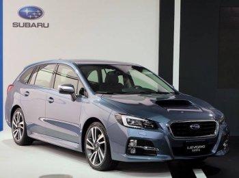Xem trước Subaru Levorg 2016 sắp về Việt Nam