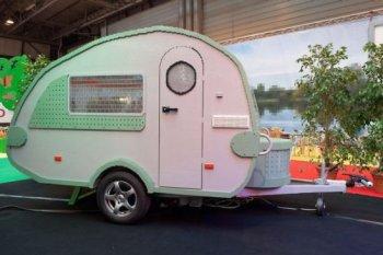 Chiếc caravan lớn nhất thế giới từ Lego