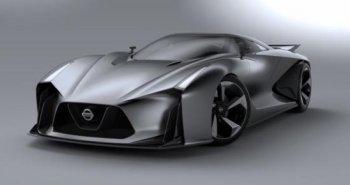 Siêu xe Nissan GR-T sẽ có phiên bản chạy điện hoàn toàn?