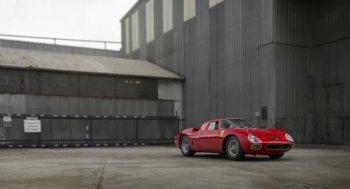 Truy tìm dấu vết Ferrari 250 LM Scaglietti 1964