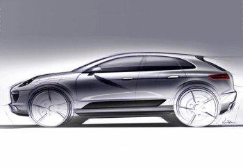 """Porsche sẽ phát triển crossover cỡ nhỏ """"đàn em"""" của Macan"""