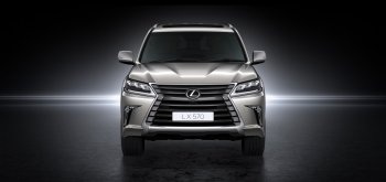 Lexus Việt Nam công bố giá bán chính thức LX570 2016