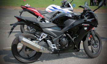 Honda CBR300R đã về Việt Nam