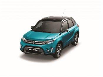 Suzuki Vitara thế hệ mới sẽ ra mắt tại VMS 2015