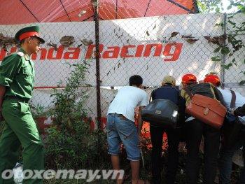 Sôi sục đua xe Honda Racing Bình Dương