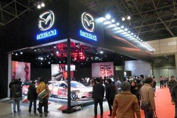 Mãn nhãn với xe độ tại Tokyo Auto Salon 2015.