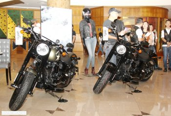 Harley ra mắt 4 xe mới tại Sài thành, giá đắt ngang Mazda6