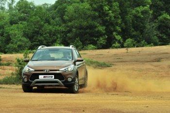 Hyundai i20 Active: Gọn và linh hoạt