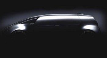 Mercedes 'nhá hàng' mẫu concept minivan mới cho Triển lãm Tokyo