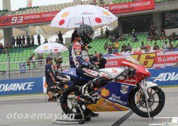 Cận cảnh xe đua Shell Advance Asia Talent Cup
