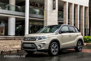 Suzuki Vitara 2015 – Sự trở lại đầy thách thức