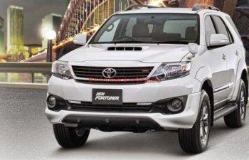 Toyota Fortuner 2016 đạt chuẩn an toàn 5 sao