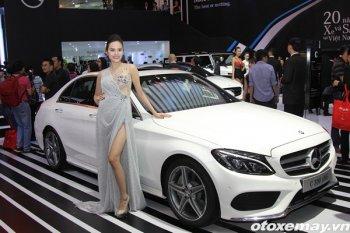 """VMS 2015: Mercedes """"đổ bộ"""" với hàng chục mẫu xe mới"""