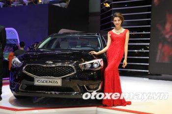 VMS 2015: Thaco lần đầu xuất hiện với 3 thương hiệu lớn
