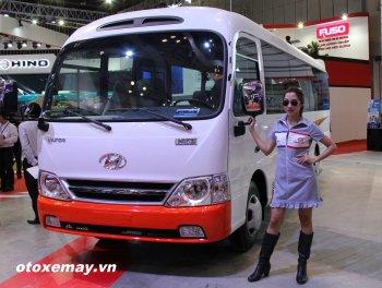 VMS 2015:  Xe tải Hyundai không muốn lép vế