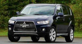Mitsubishi Outlander và Lancer bị triệu hồi tại Việt Nam
