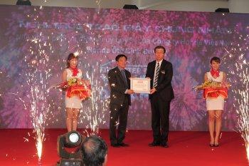 Honda Việt Nam khai trương đại lý ôtô 5S thứ 14