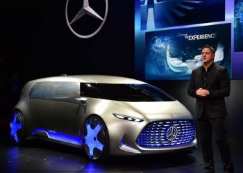 Mercedes-Benz Vision Tokyo concept: Sự trở lại của tương lai